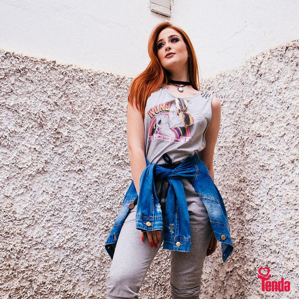 ❝Olá, meus amores!❞ A blogueira Sharon Morais está entre as divas que amam o jeito Tenda de se vestir. Pro fim de semana, ela aposta neste look da série 'quero ficar bem à vontade!'   Emendando nossa conversa sobre moda... www.lojastenda.com.br/blog/