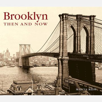 Brooklyn Then and Now by Thunder Bay Press ($19.95)