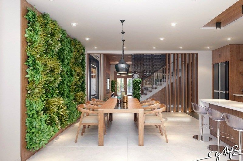Trends for 2017 Extreme Nature is Greenery on Steroids Design trends