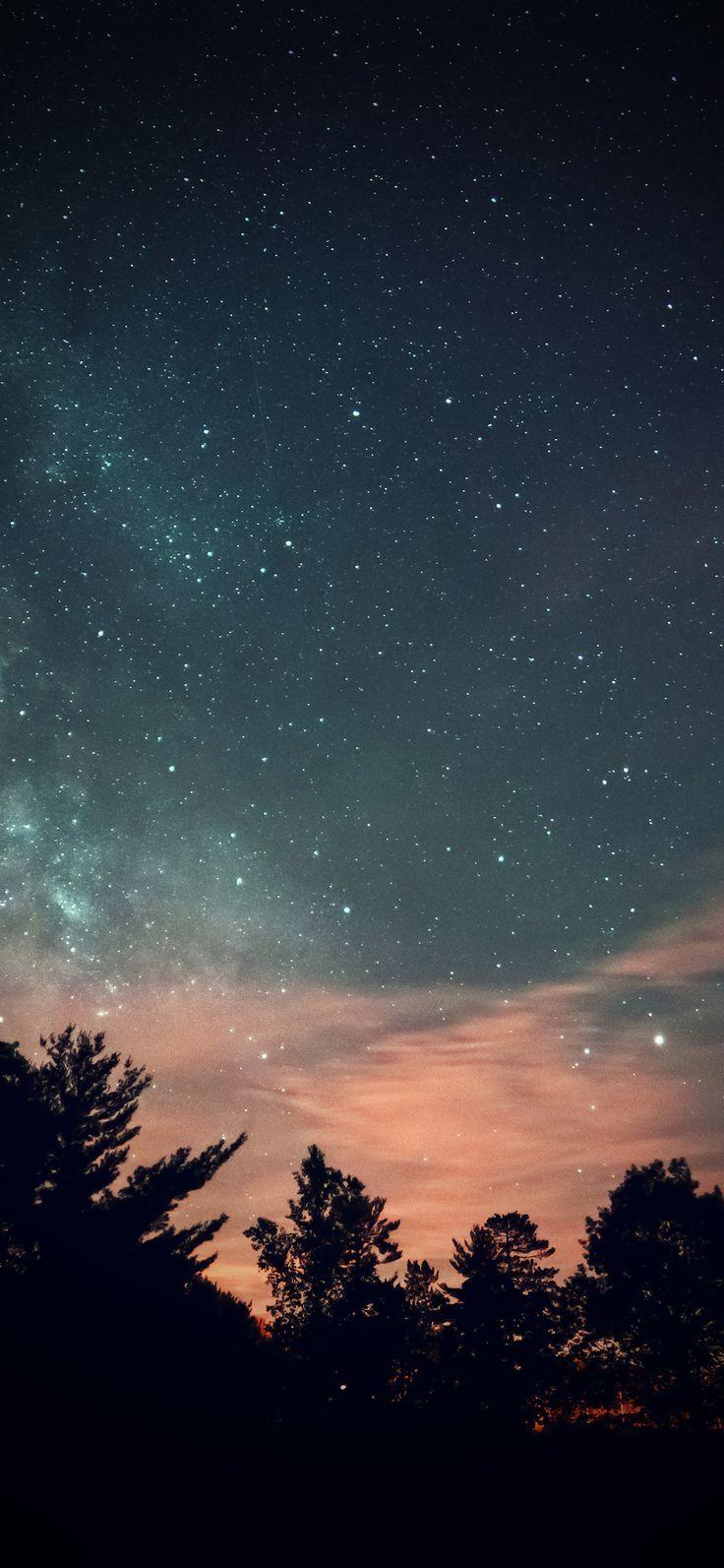 mv75-himmel-nacht-stern-dunkel-berg-wolken-vignette via iPhoneXpapers.com - Wallpap ... #darkiphonewallpaper