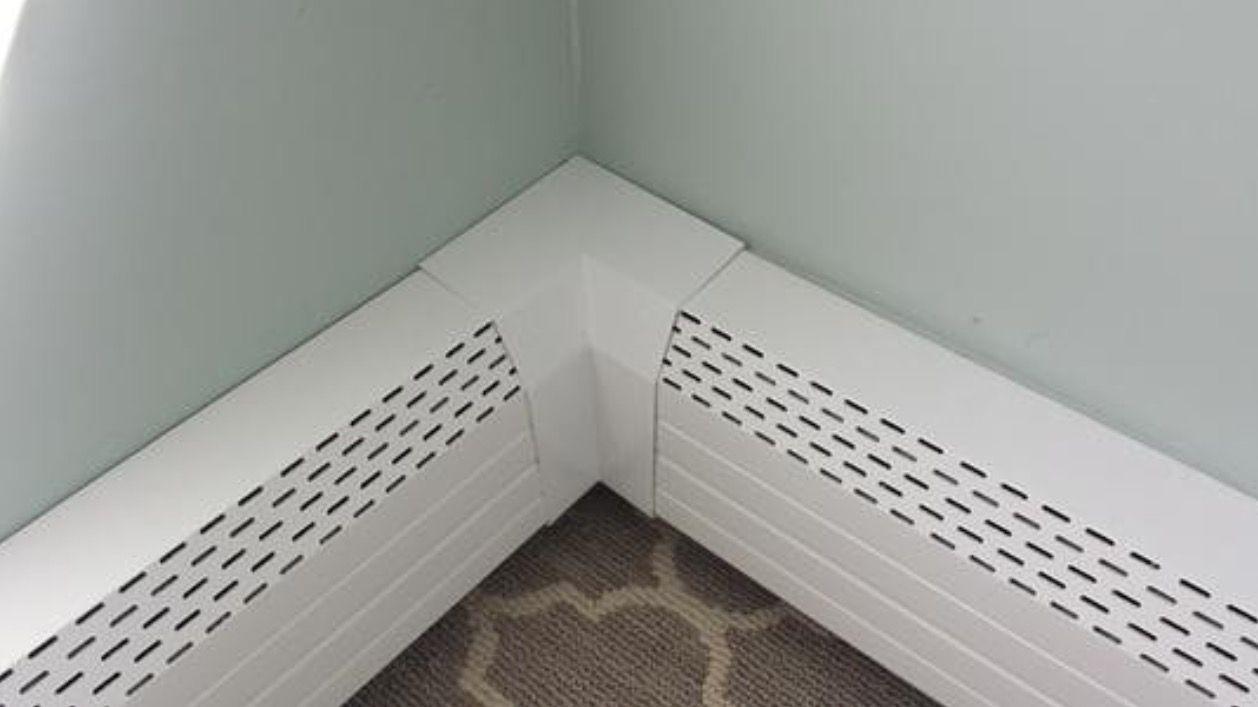 Pin By Neatheat On Neatheat In Homes Baseboard Heater Covers Baseboards Heater Cover Diy