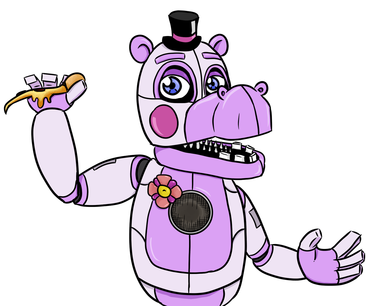 Scott Cawthon Made Mr Hippo — BCMA