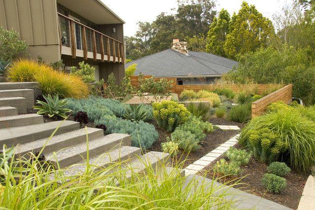 mid century modern landscaping house ideas pinterest modern house plans mid century landscaping and modern landscaping - Mid Century Modern Landscape Design Ideas