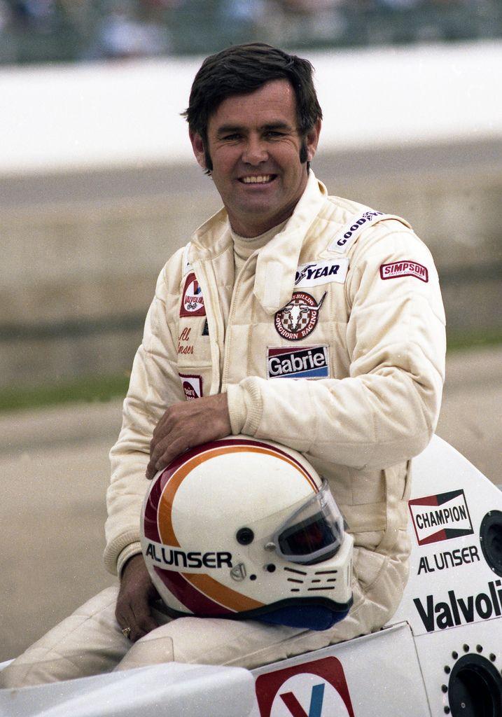 1980 Al Unser Indy Car Usac Champ Dirt Car Indy Car