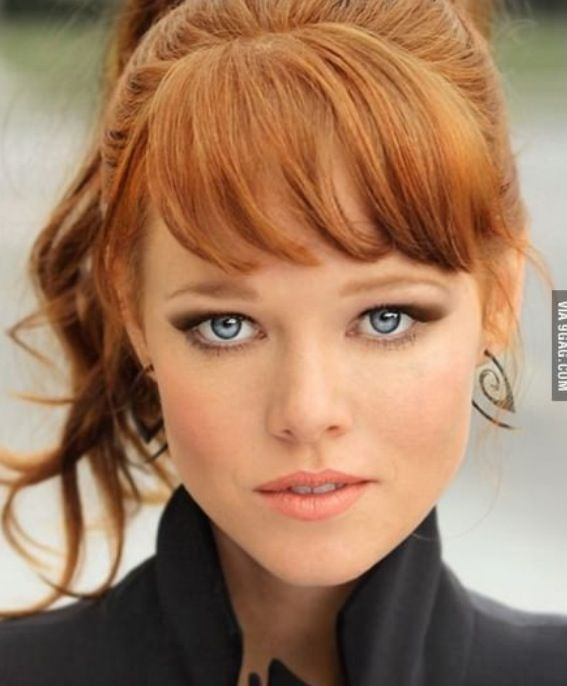 Pin By Juan On Beauty Red Hair Model Red Hair Blue Eyes Red