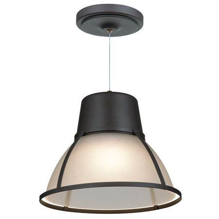 Modern Bell Battery Operated Led Pendant Light