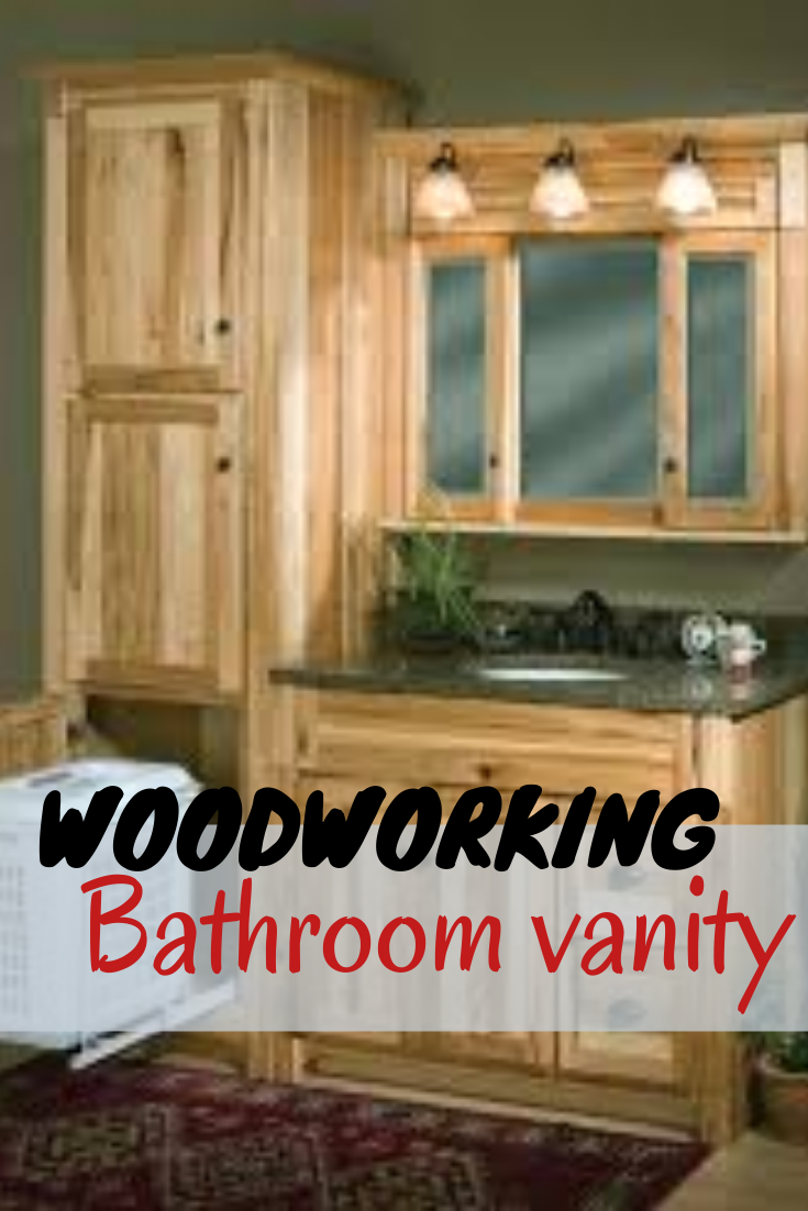 Get This Diy Bathroom Vanity Ideas Woodworking Project And Plans