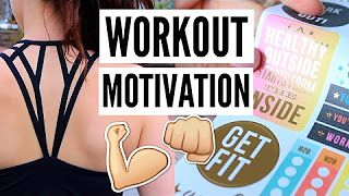 Fitness Motivation | How To Start Working Out