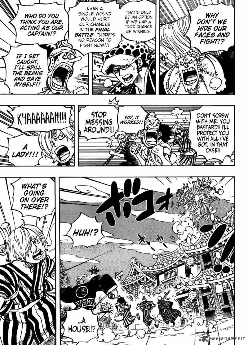 One Piece 930 Spoiler : piece, spoiler, Piece, Chapter,, Piece,, Manga
