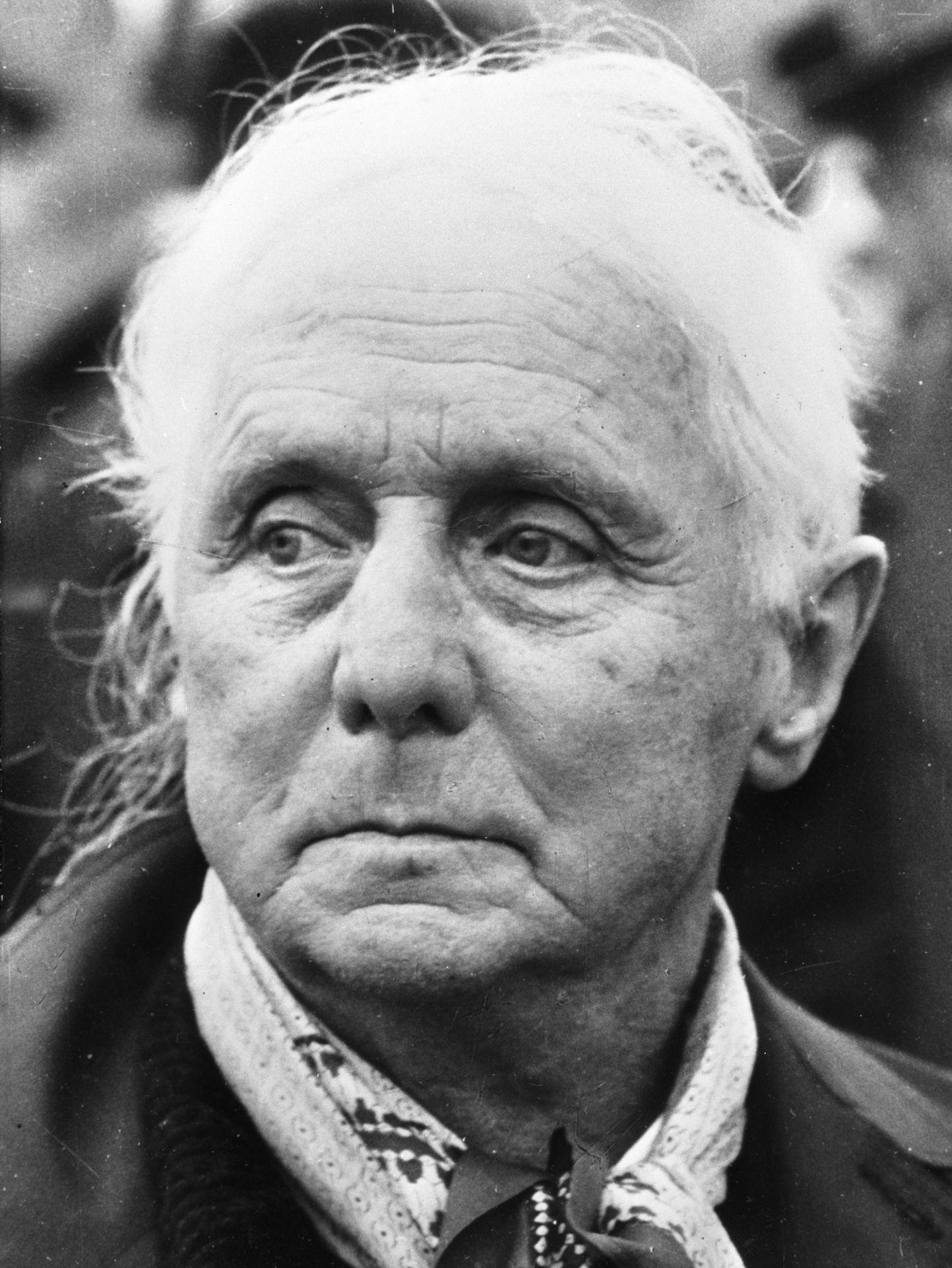Max Ernst 1976 Deutscher Maler 1891 1976 Lebte Lange Zeit In