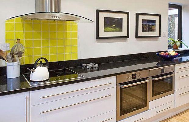 Kitchen Upstand