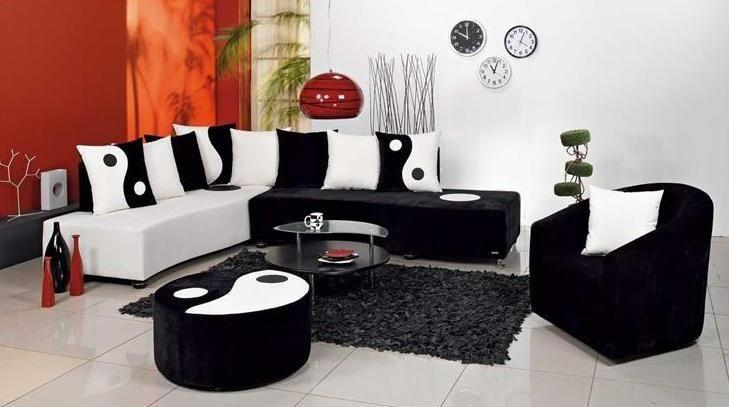 Cool Siyah Beyaz Oturma Gruplari Inegol Mobilya Mobilya