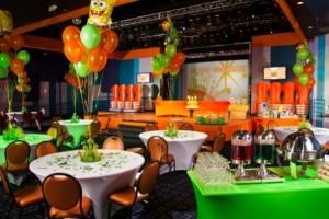 Nickelodeon Suites Resort Orlando Fl Meeting Place Birthday Party Venues Birthday Venues Nickelodeon