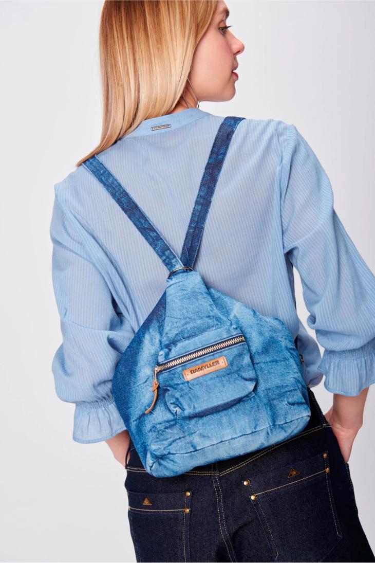 Bolso de jeans: 45 ideas y cómo hacer esta pieza que nunca pasa de moda