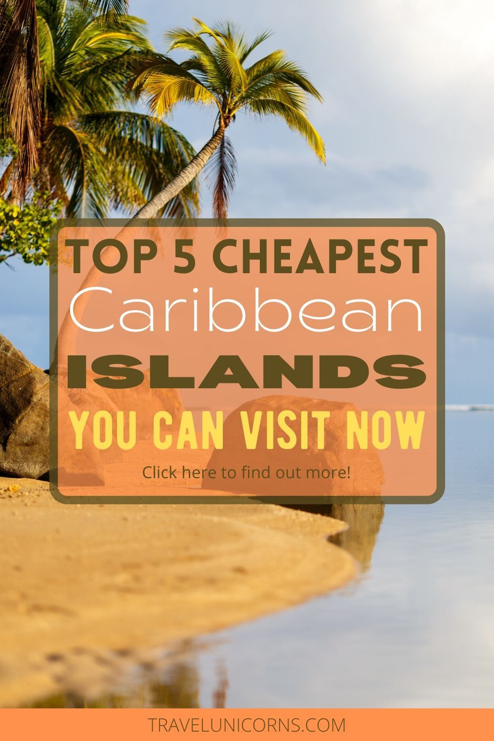 Top 5 Cheapest Caribbean Islands You Can See Right Now Cheap Caribbean Islands Cheap Caribbean Caribbean Islands