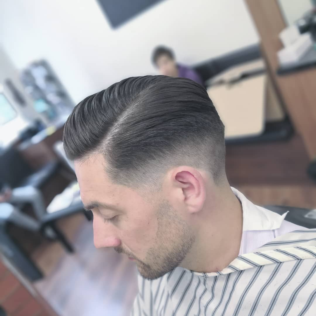 Pin By Yoshi T On Barbers Mens Haircuts Fade Classic Haircut Mens Hairstyles