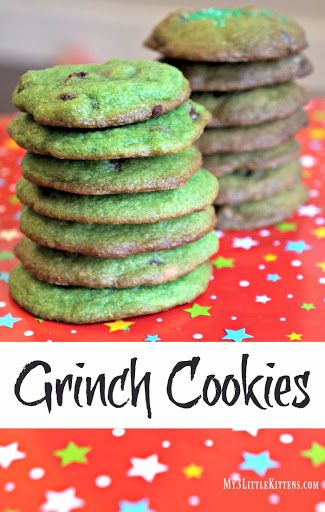 Grinch Cookies Recipe | Yummly