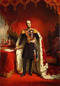 Guglielmo II dei Paesi Bassi 1792-1840-1849