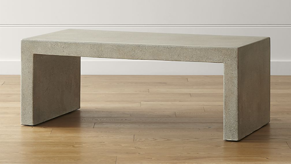 Mason Coffee Table Crate And Barrel Muebles
