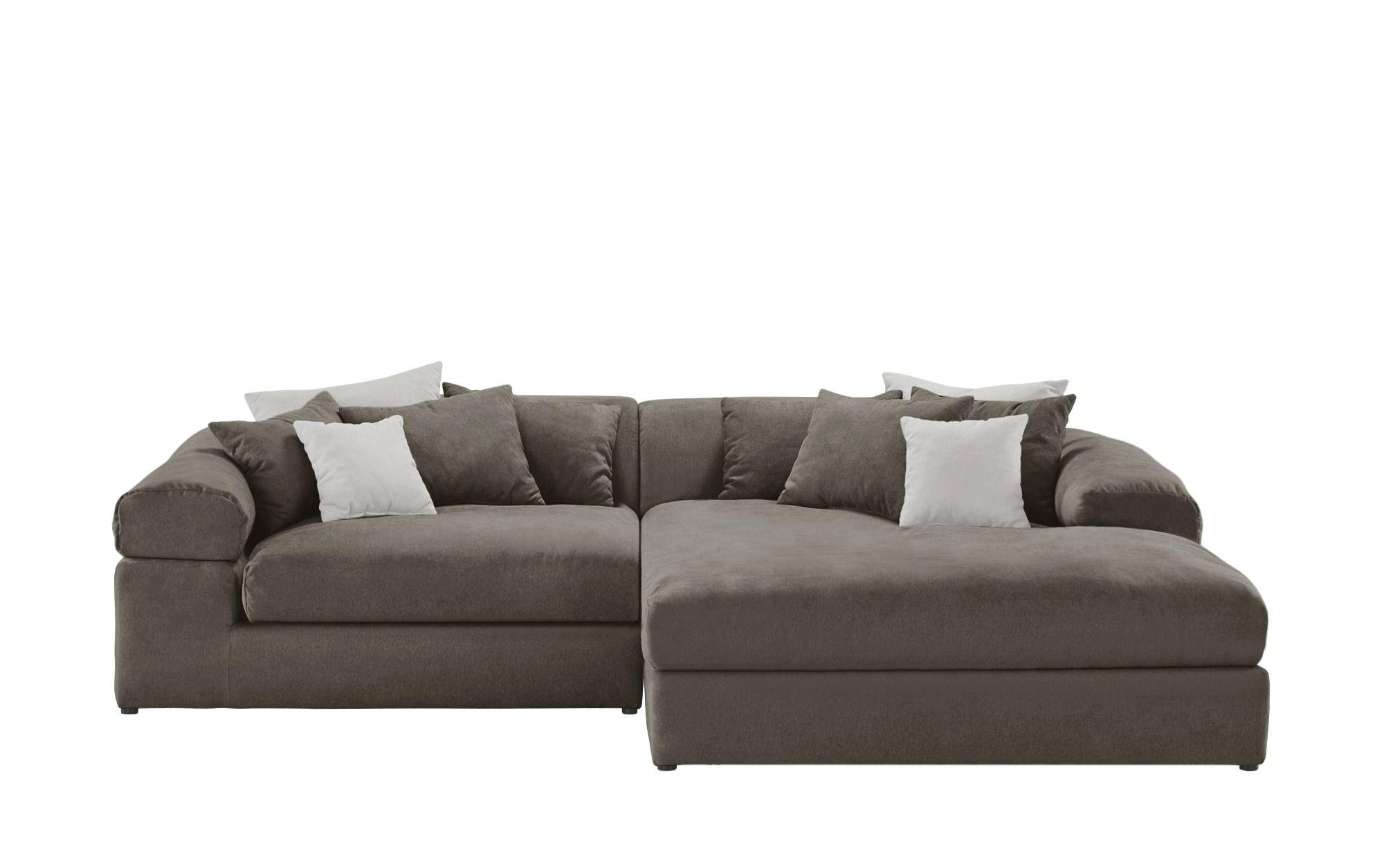 Höffner Big Sofa Grau