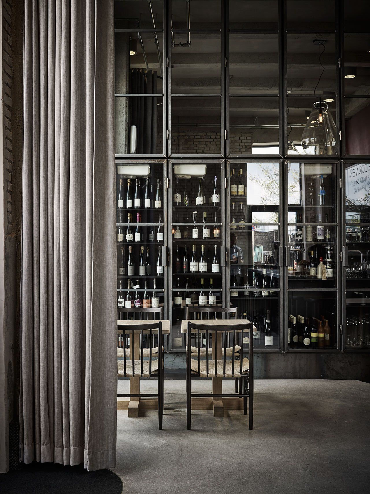 Casually Excellent Ren Redzepi S 108 Restaurant By Space  # Muebles Dany San Joaquin
