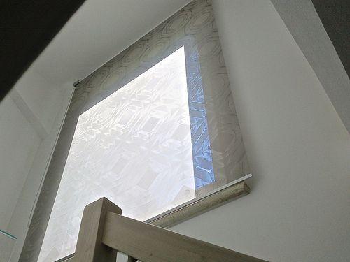 Tenda a rullo roll nove by tao tessile modern curtains for Tende a rullo tao