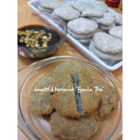 Resep Pempek Kulit Oleh Tetha Bachtiar Resep Resep Makanan Makanan Dan Minuman