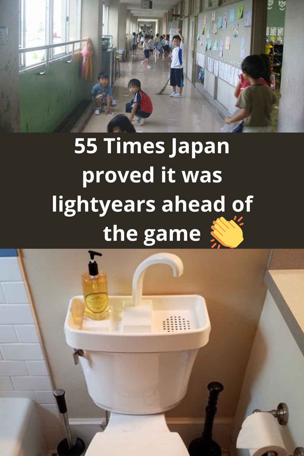 55 Times Japan proved it was lightyears ahead of the game