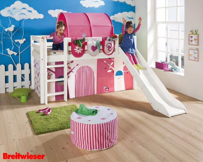 Etagenbett Kinderzimmer Paidi : Paidi hoch und etagenbett für das kinderzimmer rauf runter