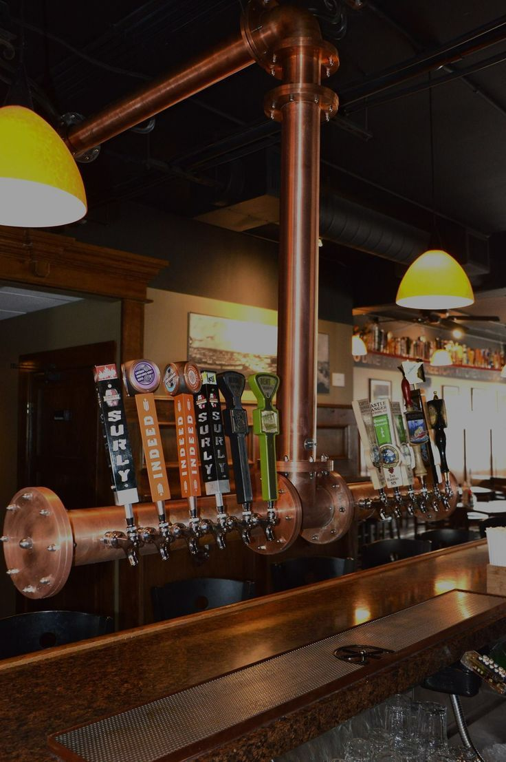 custom draft beer wine systems Tapped