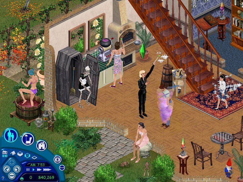 Image result for The Sims (2000)