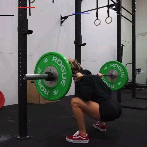 Leg & Glute workout Build muscle and streghten in your legs with this squat variation with weights....
