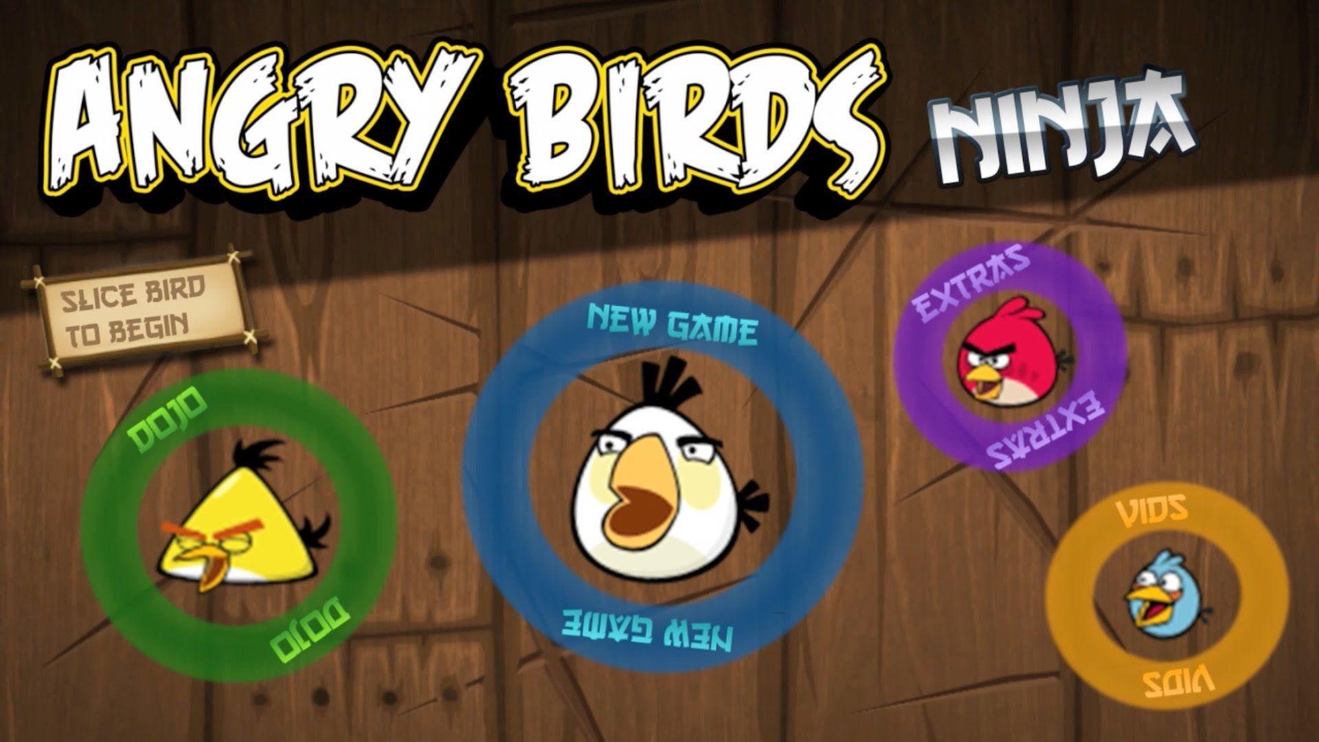 Ninja Angry Birds Ninja Angry Birds is a free flash game