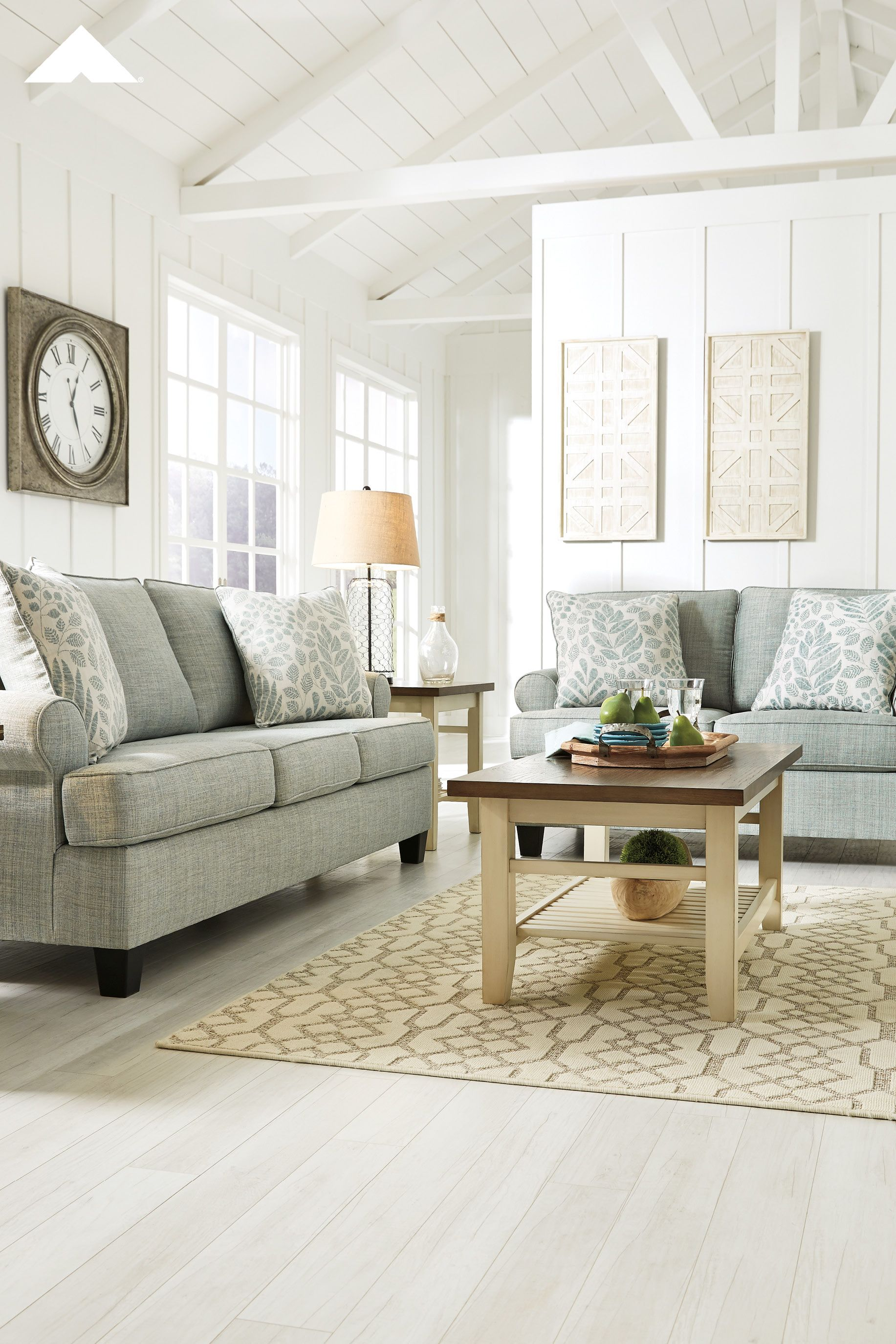 Kilarney Mist Sofa Dressed To Impress In A Linen Weave Upholstery Loaded With Multi Textural Interest This Sofa In Mist Love Seat Furniture Cushions On Sofa