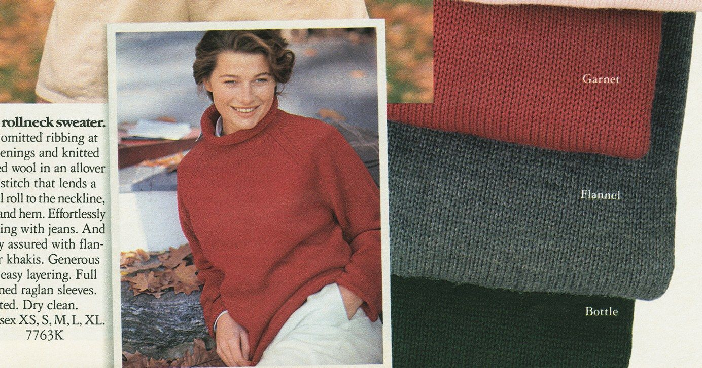 Image Result For J Crew Roll Neck Sweater Be Your Own Modern