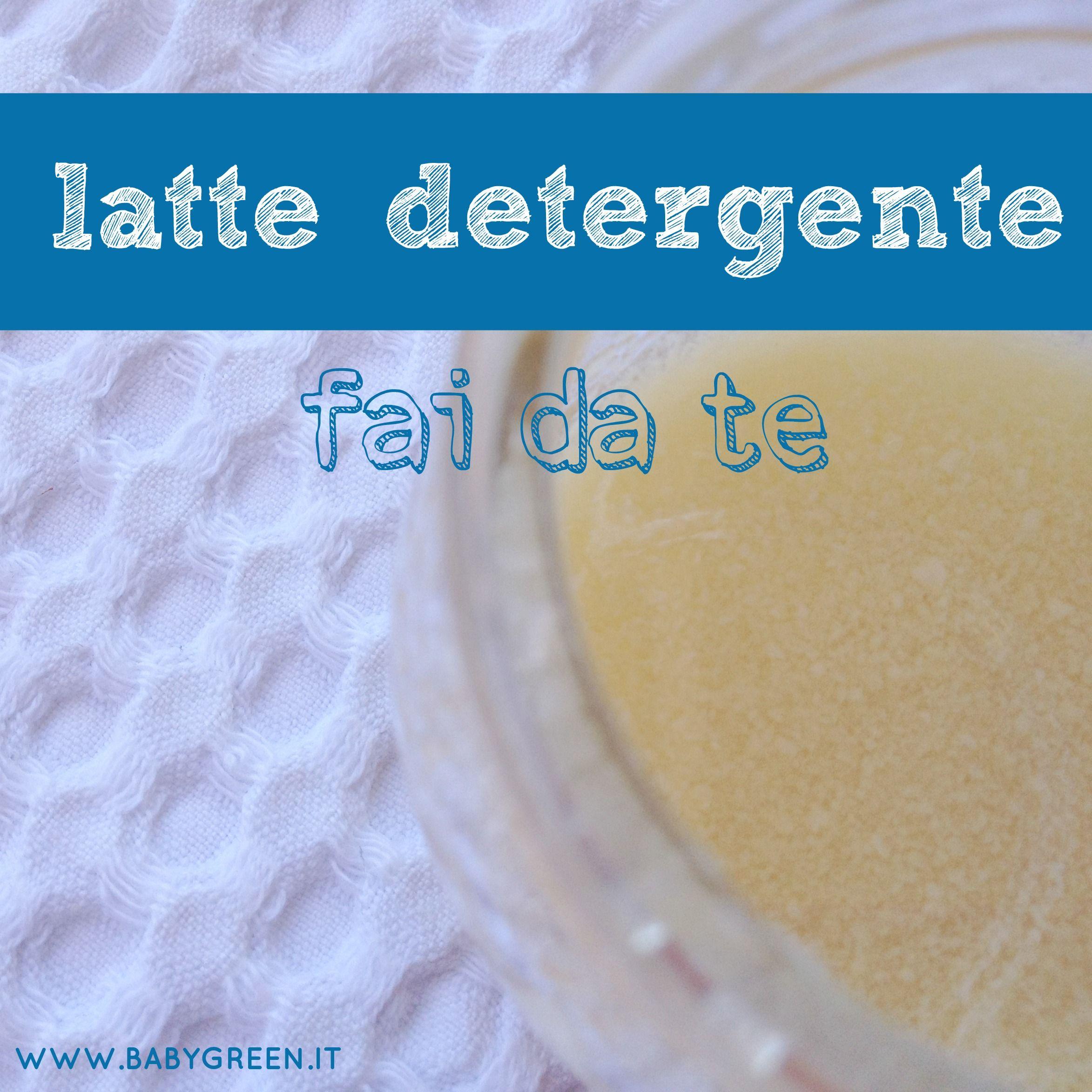 Share Tweet + 1 Mail Ho fatto un nuovo esperimento di cosmetica fai da te: il latte detergente. Come al solito, ho preferito dare ...