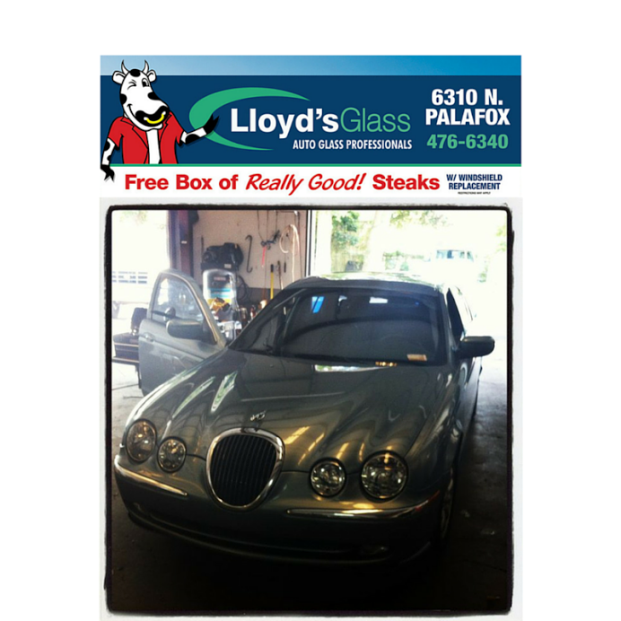 Jaguar Came In Friday Afternoon For A Window Regulator Replacement On The Passenger Side Door Autoglass Pensacola Www Lloy Auto Glass Windshield Passenger