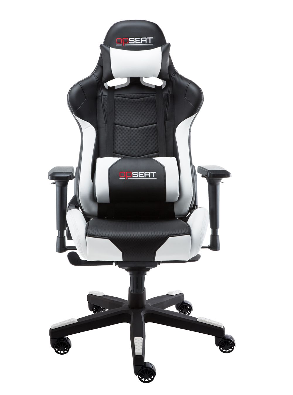 Gamers Chairs Master Series White Gaming Chair Opseat Master Series Gaming