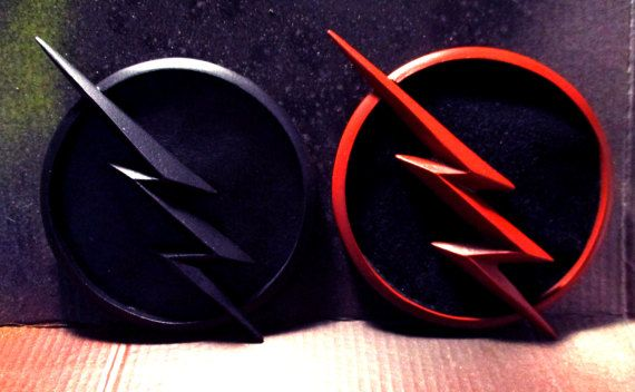 Cw Reverse Flash Zoom Black Flash Chest Resin By Staceyprops