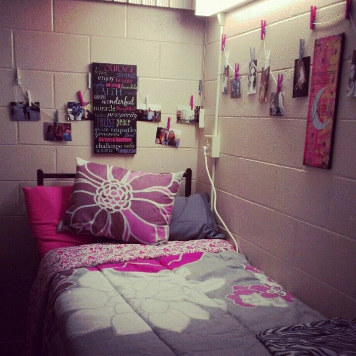 Dorm idea's:)