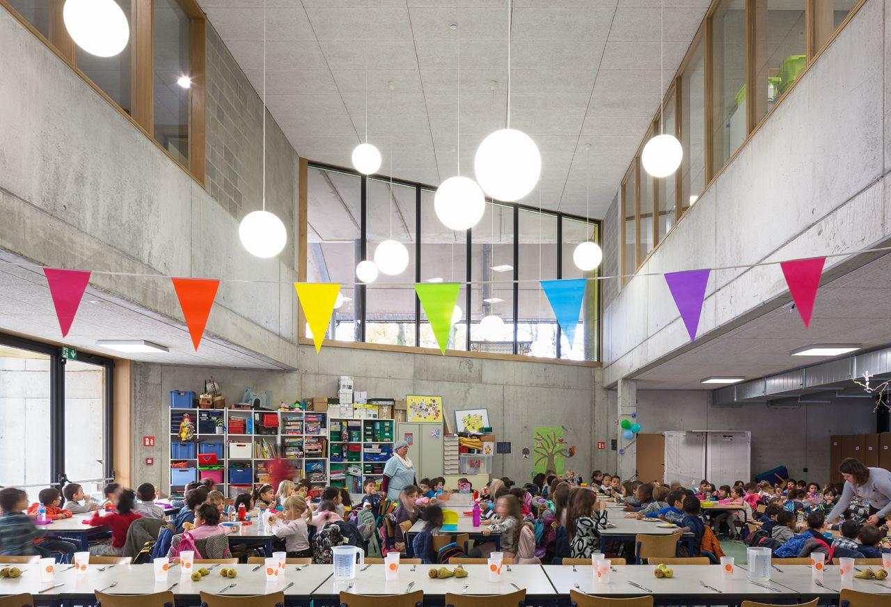 School Hoek Zaventem Ebtca Architecten Fotografie : Dennis De Smet