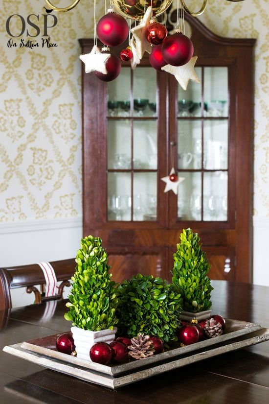Easy Christmas Decorating Ideas | Holidays: 2016 Christmas ...