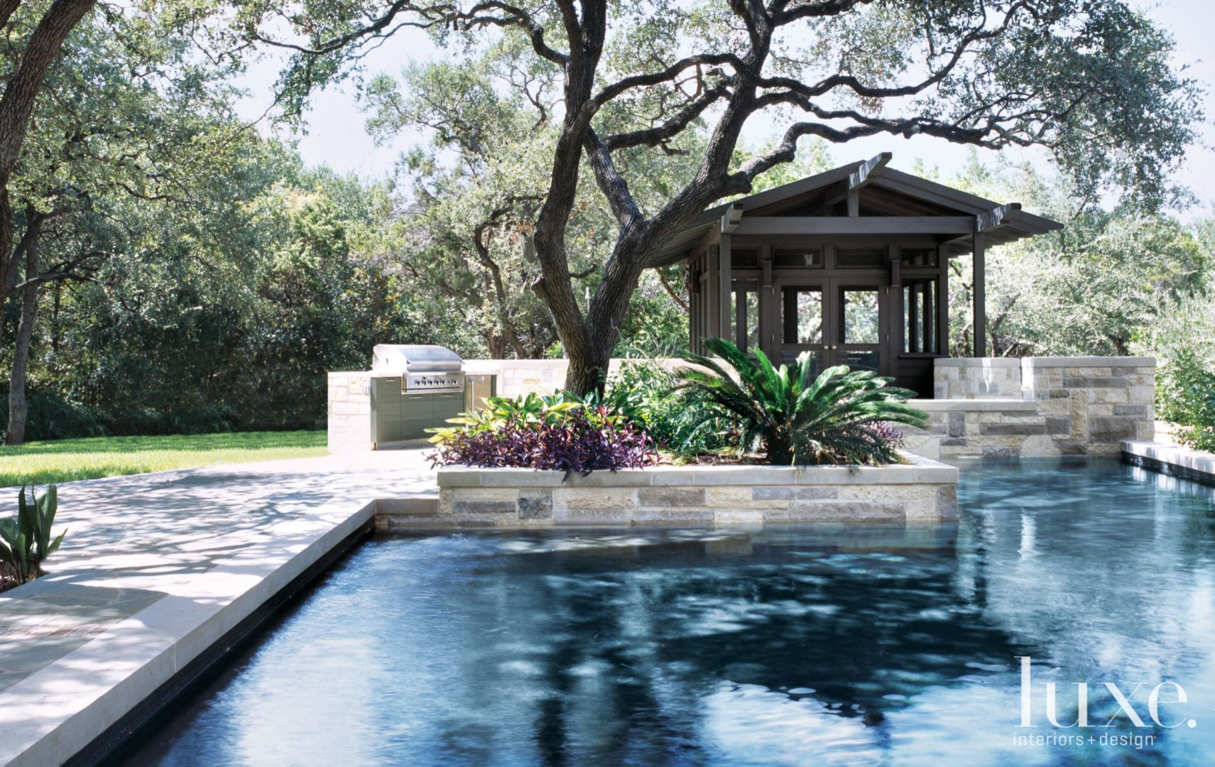 17 Pavilions and Gazebos That Are Perfect for Outdoor Living | LuxeWorthy - Design Insight from the Editors of Luxe Interiors + Design