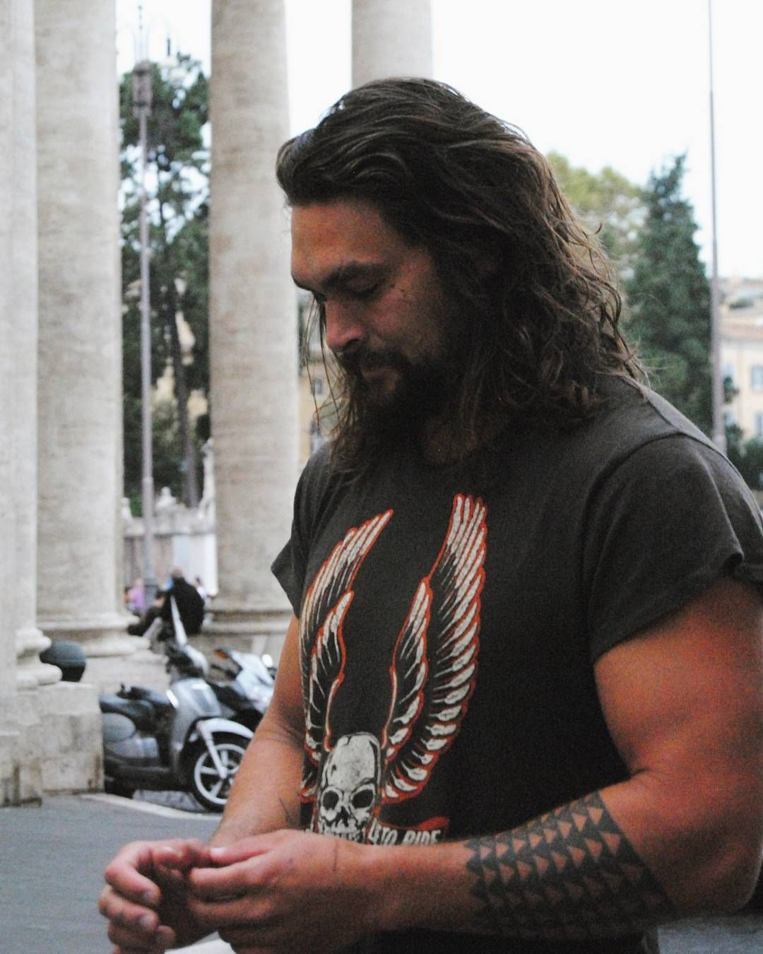 Anything Jason Momoa