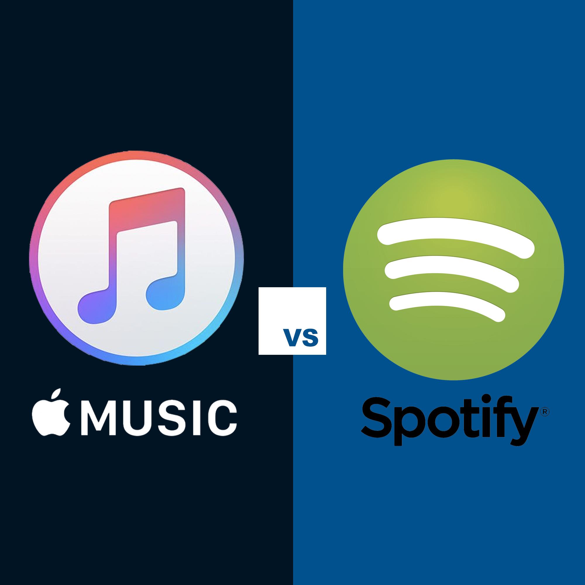 Spotify Premium vs  Apple Music: What's the best value? | TV