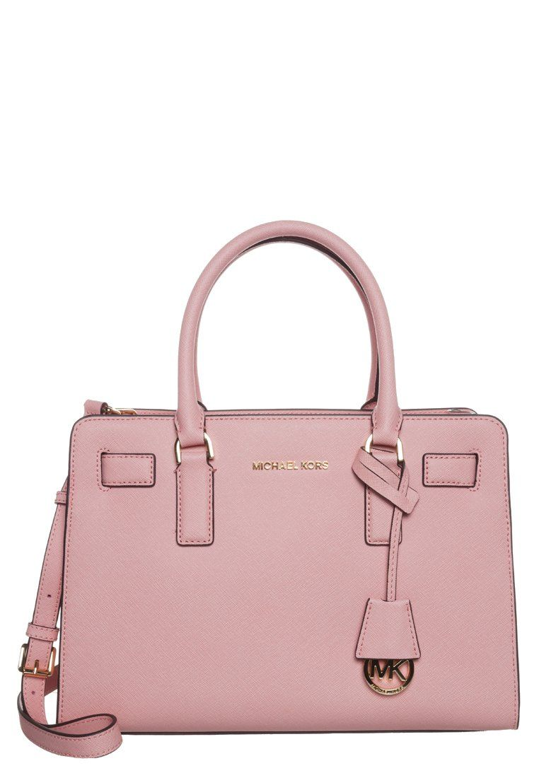 michael michael kors dillon handtasche pale pink damen. Black Bedroom Furniture Sets. Home Design Ideas