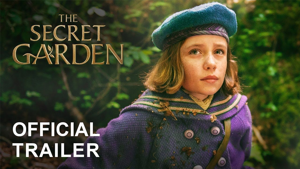 The Secret Garden Official Trailer [HD] Coming Soon to