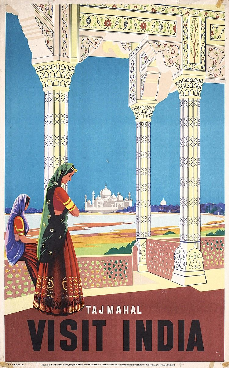 Vintage Posters India
