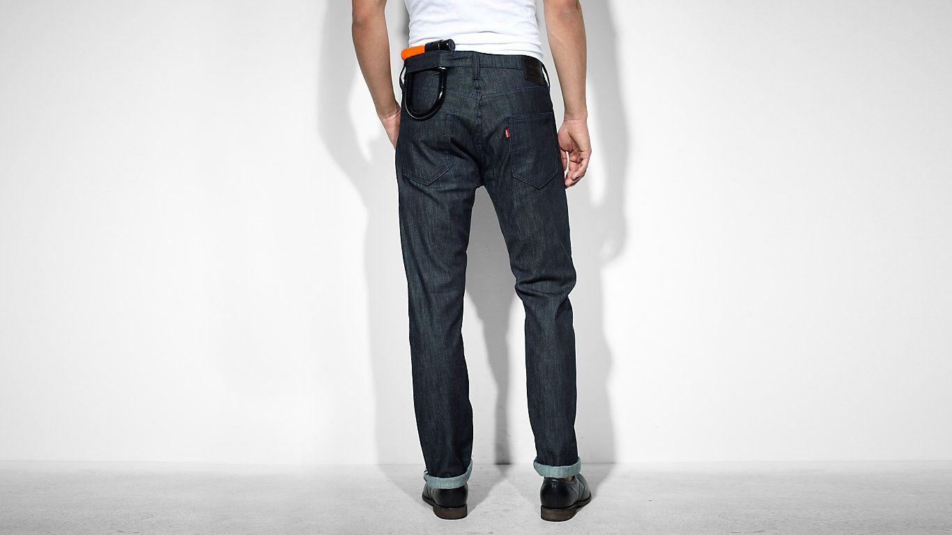 0b4dc8e8a85 505 Straight Fit Commuter Jeans | Performance Indigo | Jeans | Men | Levi's  | Great Britain (UK)