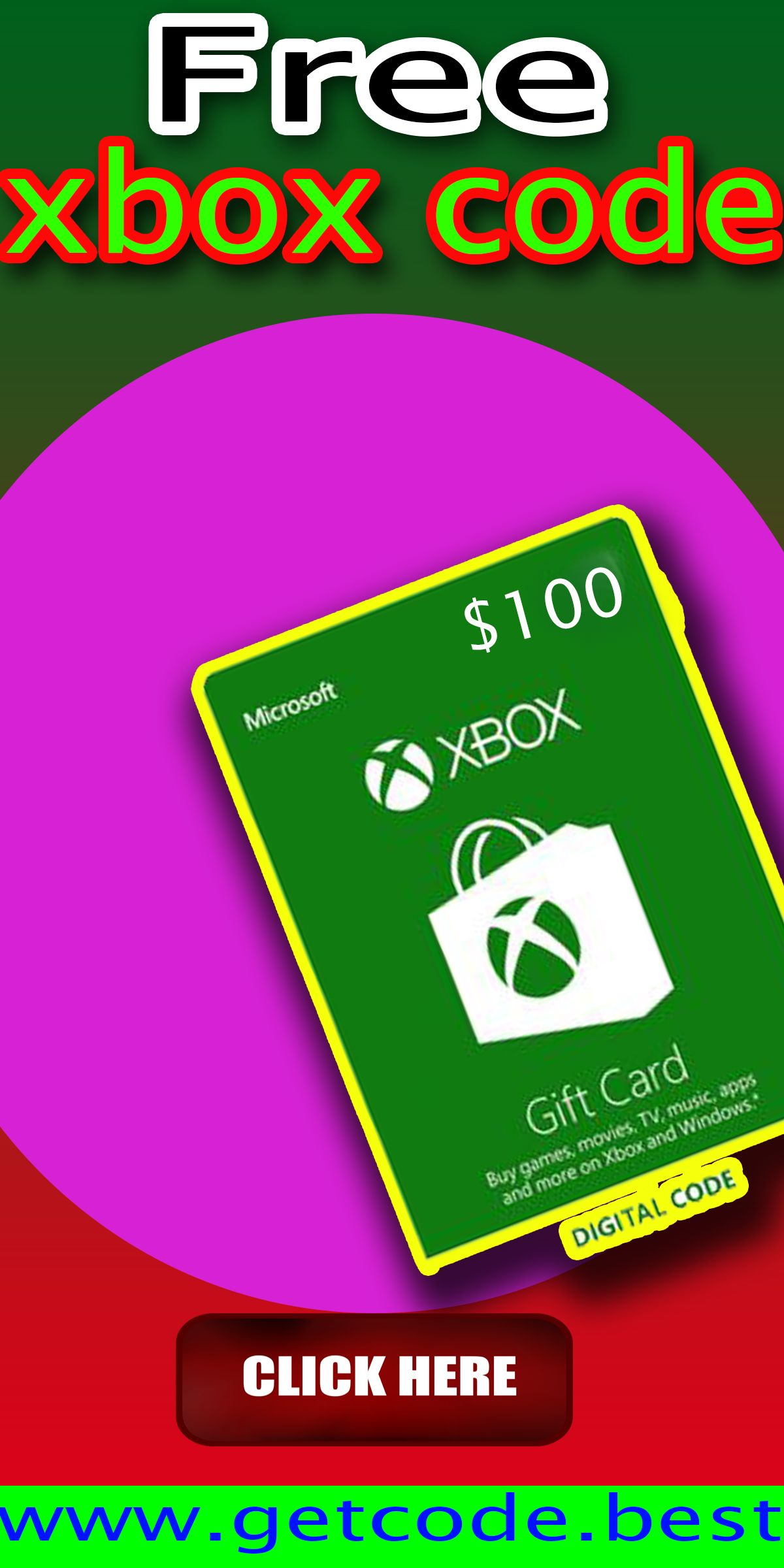 Xbox Redeem Code Generator Free Xbox Gift Card Codes List Unused